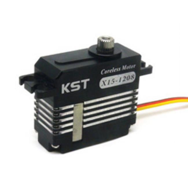 KST X15-1208 Mini Servo (13.5kg 0.07s 8.4V)