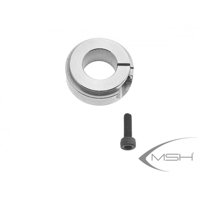 Main shaft locking ring
