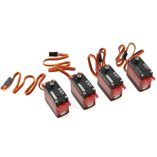 KST X20 V2 Heli Combo - 3x X20-2208 V2 + 1x X20-1035 V2