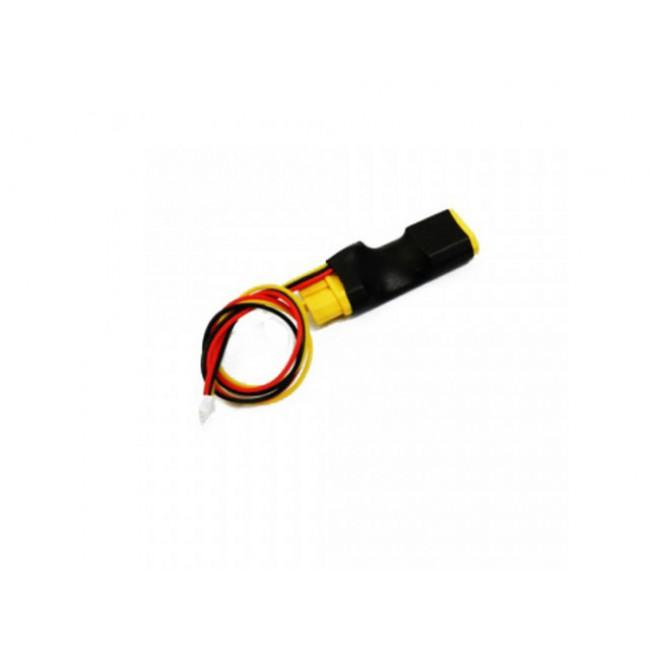Lemon Rx replacement sensor: 60A XT60 current sensor for telemetry system