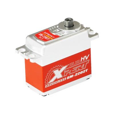 Xpert-RC SM-2202T HV Standard Servo (7.4 kg / 0.038 sec@7.4V)