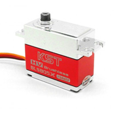 KST BLS805X Standard Servo (7.5kg 0.04s 8.4V)