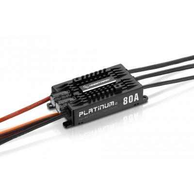 ESC, HobbyWing Platinum Pro V4  80A-LV