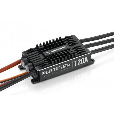 ESC, HobbyWing Platinum Pro V4 120A-LV