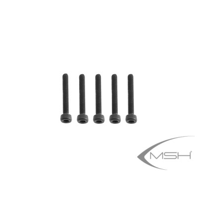 M2x16 Socket head cap screw