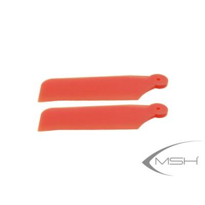 Tail blade Protos 380 Red