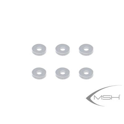 Washer 2,6x6,5x1,5