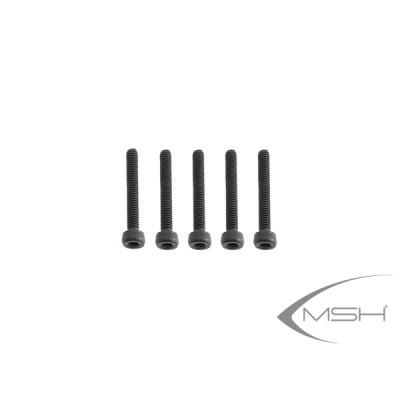 M2x18 Socket head cap screw