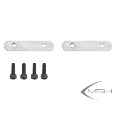 Rectangular washer - motor mount (2x)