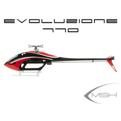 MSH71511 Protos Max Evoluzione770 + BrainV2 Orange