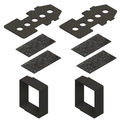Battery Plate Set, LOGO 200