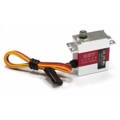 KST DS215MG Versjon 3 Micro Servo (3.7kg 0.05s 8.4V)
