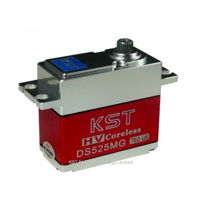 KST DS525MG Standard Servo (7.5kg 0.04s 8.4V)