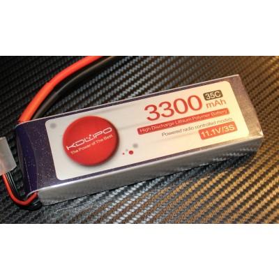 3300MAH 35C 3S 11.1V KDLipo