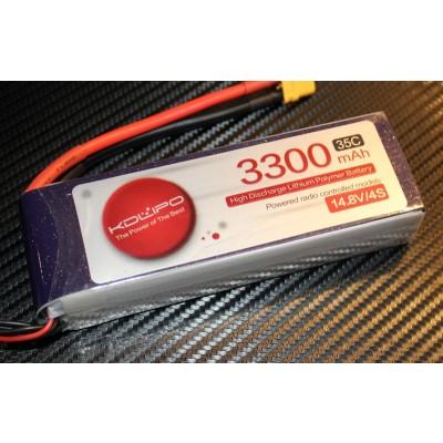 3300MAH 35C 4S 14.8V KDLipo