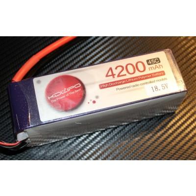 4200MAH 45C 5S 18.5V KDLipo
