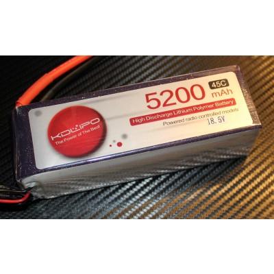 5200MAH 45C 5S 18.5V KDLipo0