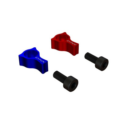 LX2644 - Nitro Heli Needle Lever Set