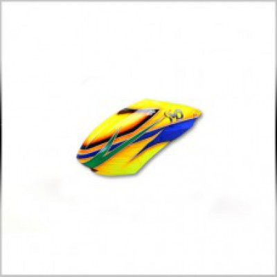 MD7-EHY - Fiberglass Canopy V2 - Yellow