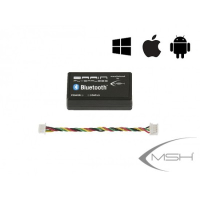 MSH Dongle bluetooth iPhone - Android - Windows compatible
