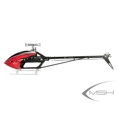 MSH71519 Protos Max V2 Leggero + BrainV2 - Neon orange