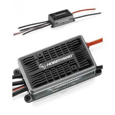 ESC, HobbyWing Platinum Pro V4 160A-HV m/BEC