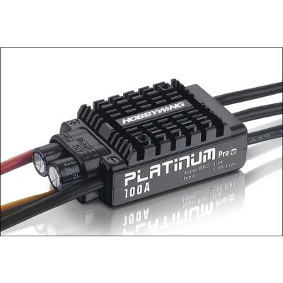 ESC, HobbyWing Platinum Pro 100A v3