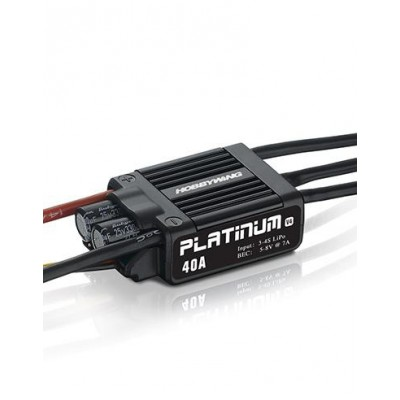 ESC, Platinum PRO V4 -40A (3S-4S)