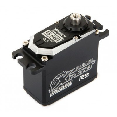 Xpert-RC GS-6401-HV (R2) Standard Servo (26.43 kg / 0.07 sec@7.4V)