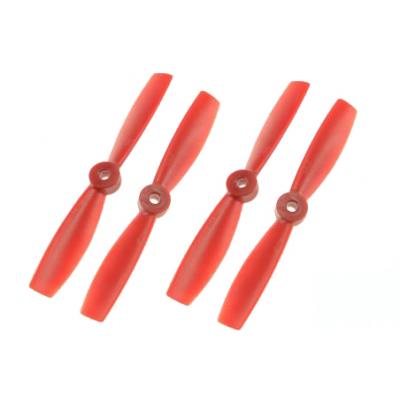 DAL PROP 4045 Bullnose Propeller, rød, 2x cw + 2x ccw