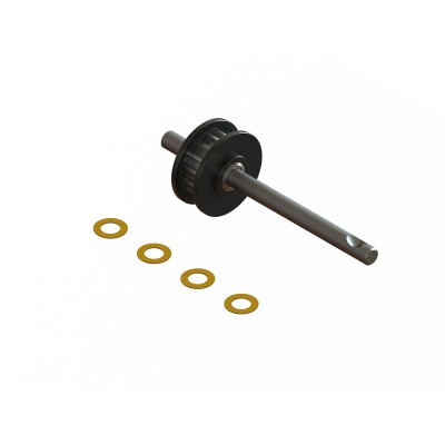 SP-OXY2-029 - OXY2-FE - Tail Shaft 15T