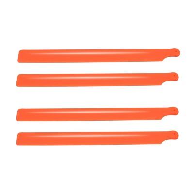 SP-OXY2-080 - Plastic Main Blade 210mm, 2 set, Orange