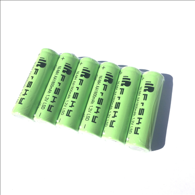 1800mAh LSD NiMH Battery for Taranis QX7