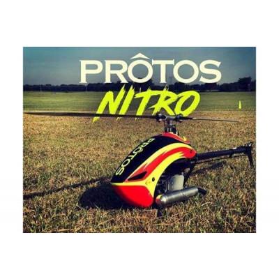 XL70NK01 MSH Protos 700 Nitro Helicopter Kit